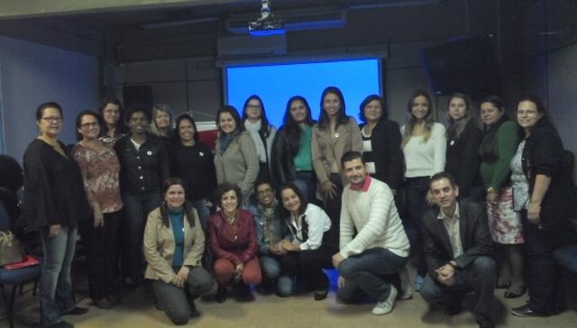 O encontro realizado na quinta-feira - Crédito: Foto: Divulgação