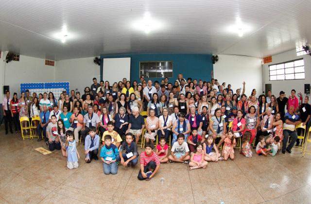 Família Viegas é formada por mais de dois mil integrantes. - Crédito: Foto: Divulgação