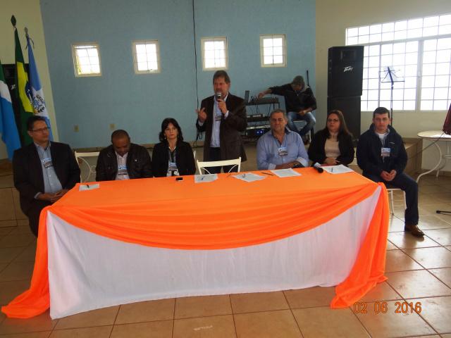 No dia 2 de junho, no Centro Social de Múltiplo Uso Olinto Cassol, sua 4ª Conferência Municipal das Cidades. - Crédito: Foto: Divulgação
