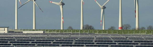 Alemanha está entre os países com mais energia sustentável - Crédito: Foto: Divulgação