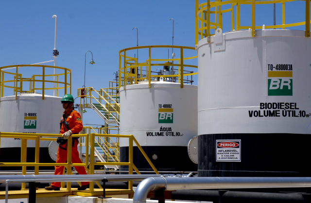 Produção de petróleo e gás sobe 5% em maio, mostra Petrobras -