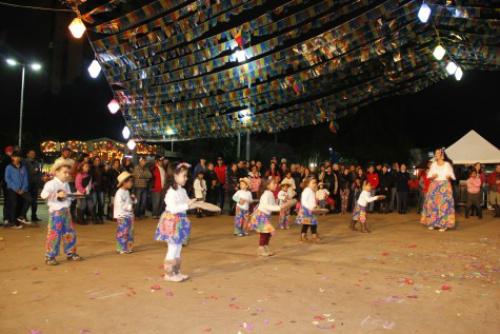 Festa acontece de 23 a 25 deste mês na Praça Antônio João. - Crédito: Foto: Assecon