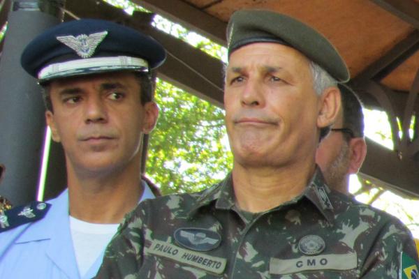 Segundo a nota, o objetivo das transformações é de organizar as Forças Armadas em monitoramento-controle -