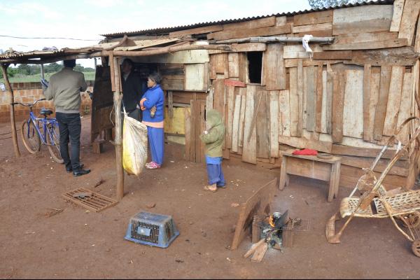 Equipe do O PROGRESSO percorreu aldeias para constatar situação -