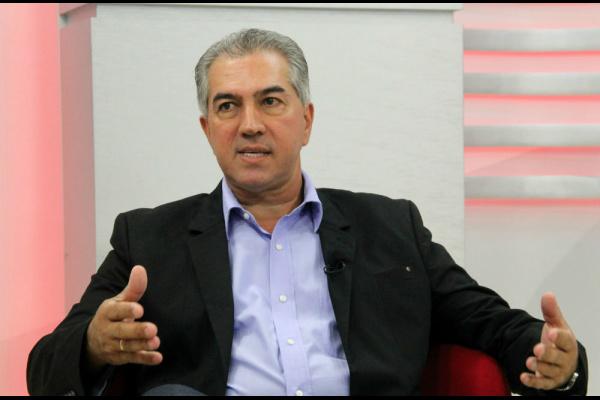Reinaldo enviou à Assembleia o projeto da LDO  para o exercício financeiro de 2017  -