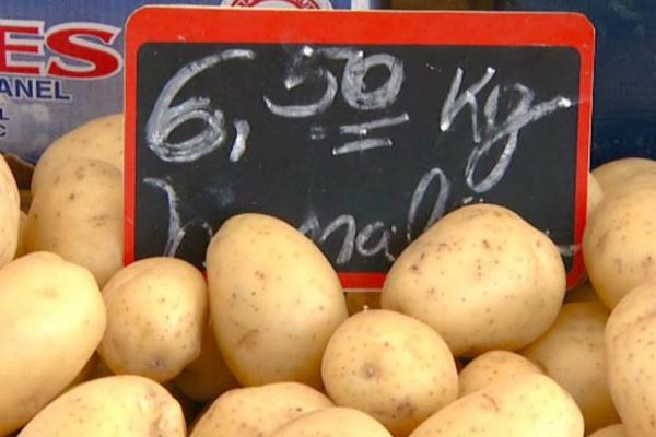 batata-inglesa  ficou 19,12% mais cara de abril para maio e já acumula alta de 50,91% neste ano  -