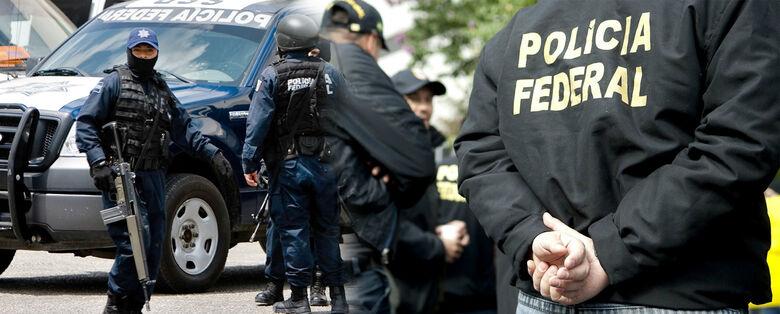 Cerca de 170 policiais federais cumprem 20 mandados de prisão preventiva -