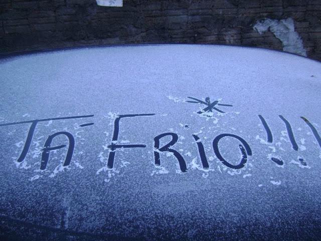 O frio bate na porta dos douradenses neste final de semana. - Crédito: Foto: Divulgação