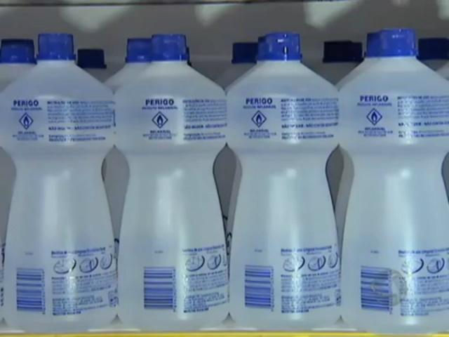 Hoje é permitido que álcool líquido com concentração acima de 72% seja usado como saneante em estabelecimentos de assistência à saúde. - Crédito: Foto: Divulgação