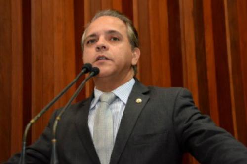 Coronel David falou sobre a vinda de Bolsonaro em Campo Grande - Crédito: Foto: Assessoria/ALMS