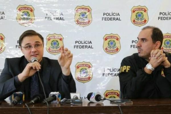 """A maior parte dos lucros do crime passava por um """"testa de ferro"""". Foto: Campo Grande News -"""
