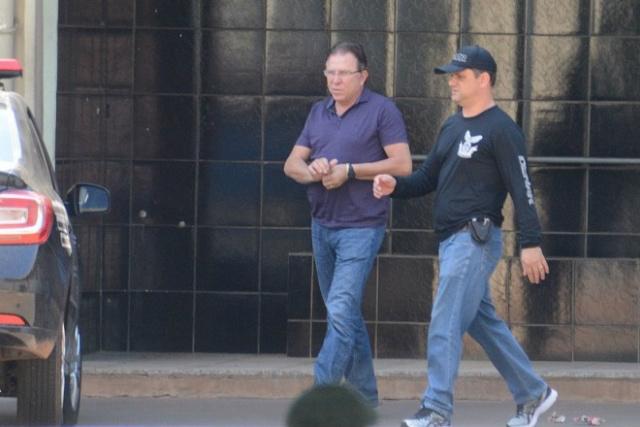 Girotto é um dos suspeitos de desvio de dinheiro público, que foi  preso em maio de 2015. - Crédito: Foto: Divulgação
