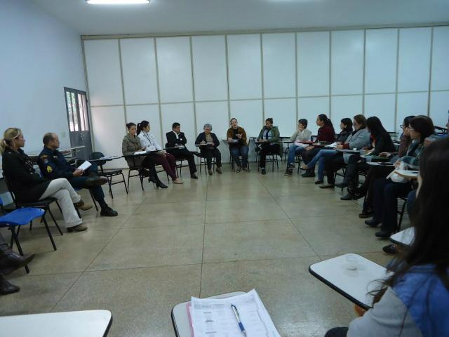 HU-UFGD promove encontro para discutir atendimento à gestação e ao parto -