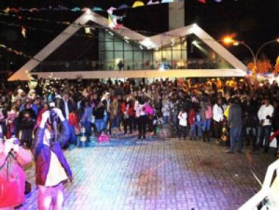 Local possui 30 mil metros quadrados e foi inaugurado neste sábado - Crédito: Foto: Tião Guimarães/Divulgação