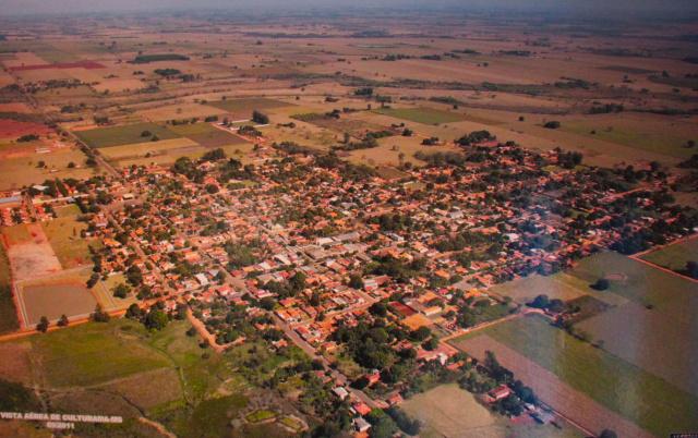 Distrito de Culturama, localizado há 30 km da cidade de Fátima do Sul, celebra hoje 51 anos. - Crédito: Foto: Divulgação