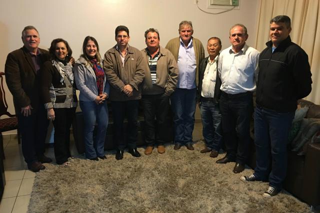 Executiva do PR de Itaporã foi comunicada oficialmente dia 10. - Crédito: Foto: Divulgação