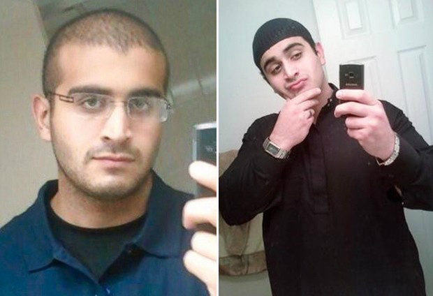 Omar Mateen é suspeito do atirar dentro de boate gay em Orlando - Crédito: Foto: MySpace/AP
