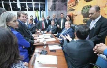 Vereadores de Dourados decidiram adiar segunda votação de projeto sobre concessão - Crédito: Foto: Divulgação