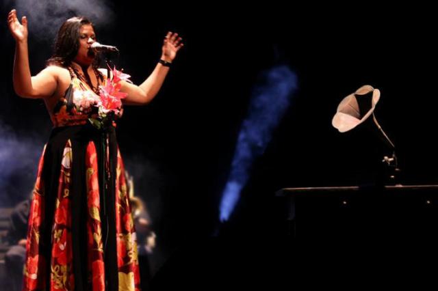 Dani  Diniz já tem um disco solo de MPB e acredita que a participação nesse evento representa um reconhecimento pela sua história. - Crédito: Foto: Divulgação
