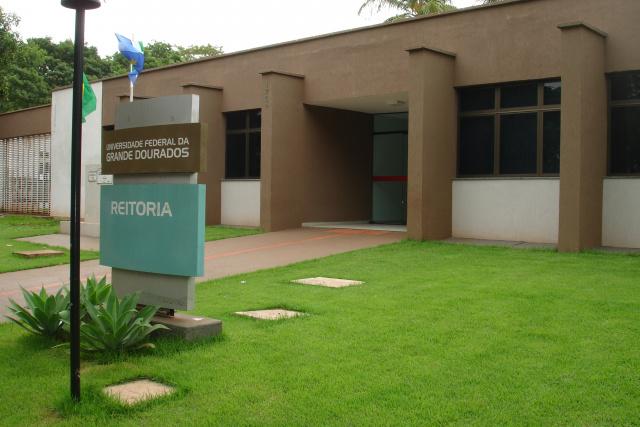 UFGD oferece vagas até quinta. - Crédito: Foto: Divulgação
