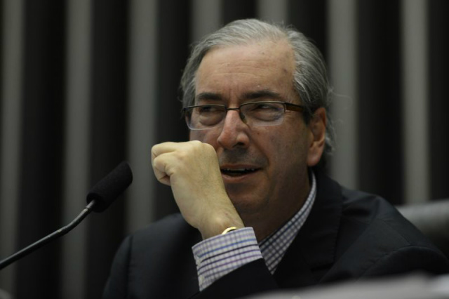 Eduardo Cunha. - Crédito: Foto: Divulgação