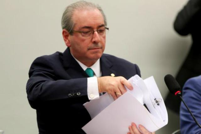 Depois de oito meses, Conselho de Ética pode concluir hoje processo contra o presidente afastado da Câmara, Eduardo CunhaWilson Dias/Agência Brasil  -