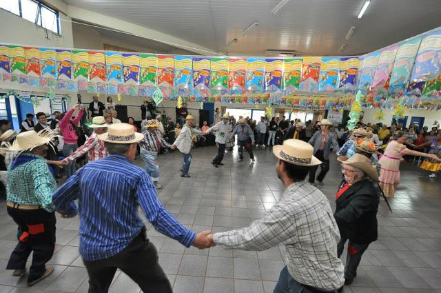 Festas juninas começam na próxima semana nos CCI Maria Martiniano, do Parque I e Andres Chamorro, no Jardim Água Boa. - Crédito: Foto: Divulgação
