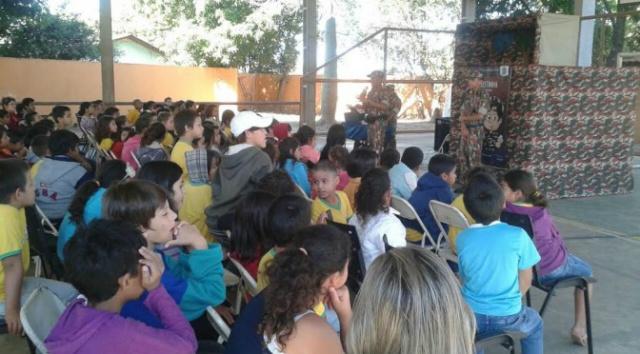 Projeto Florestinha atende quase 2 mil estudantes de Bonito -