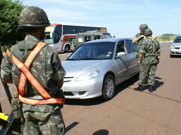 Programação da Operação Ágata 11 não será alterada para atuação em Ponta Porã, após execução de narcotraficante -