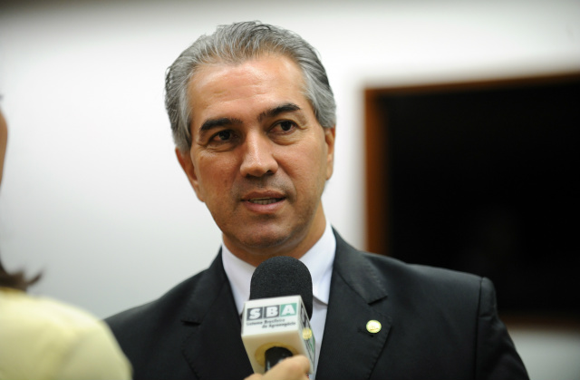 Reinaldo Azambuja. - Crédito: Foto: Divulgação