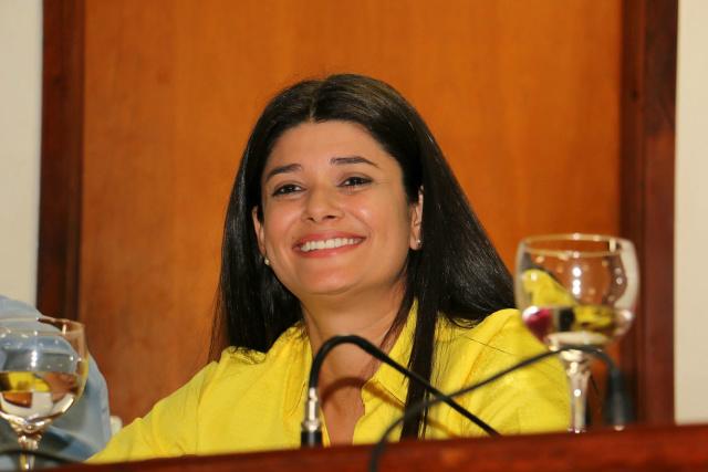 Vice-governadora Rose Modesto - Crédito: Foto: Divulgação