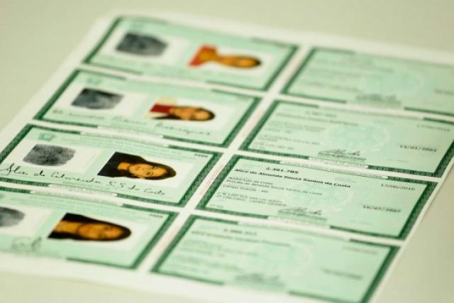 O documento começa a ser entregue hoje nos Postos de Identificação de Campo Grande. - Crédito: Foto: Divulgação