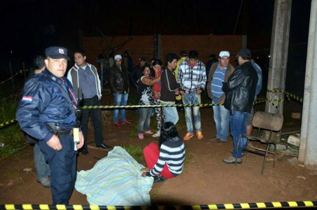 Tiroteio na fronteira deixa 3 mortos - Crédito: Fotos: WhatsApp/Ponta Porã Informa