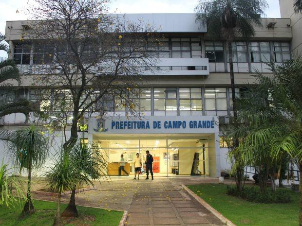 Prefeitura Municipal de Campo Grande. - Crédito: Foto: Divulgação