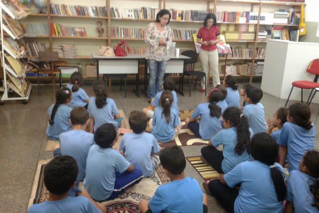 Programa é  voltado a professores e bliotecários. - Crédito: Foto: Divulgação