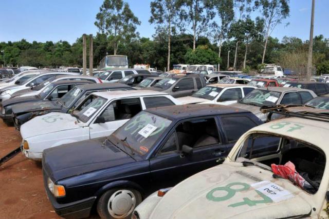 Desmanche já está regulamentado por lei federal e em Mato Grosso do Sul ainda não existe fiscalização. - Crédito: Foto: Arquivo