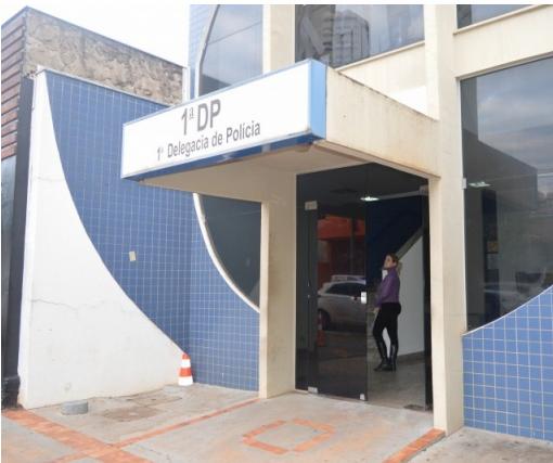 Denúncia de vacinação em massa no gabinete do prefeito é investigada pelo 1º Distrito Policial - Crédito: Foto: Silas Lima/Campo Grande News