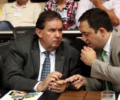 Deputados Eduardo Rocha - Crédito: Foto: Roberto Higa e Victor Chileno/ALMS