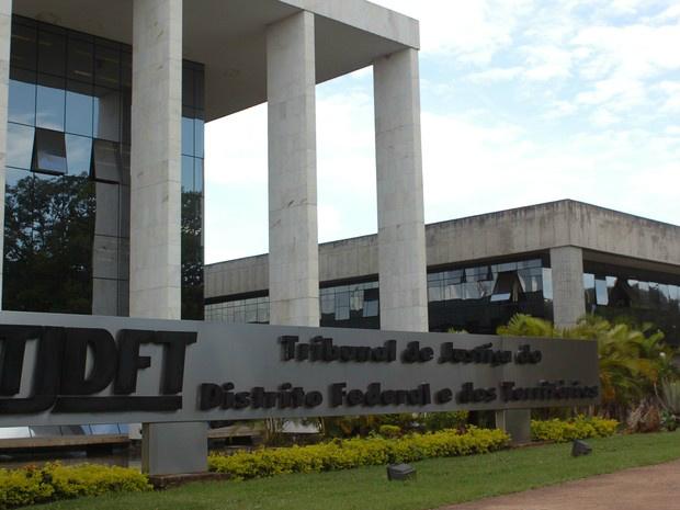 Fachada do Tribunal de Justiça do Distrito Federal - Crédito: Foto: TJDFT/Divulgação
