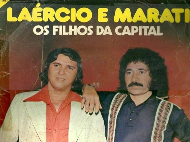 Dupla Laércio e Marati ganhou destaque em todo Estado na década de 1970. - Crédito: Foto: Reprodução/Agora News