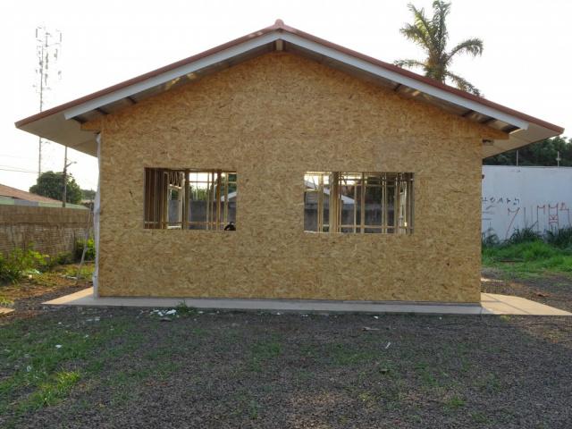 Casa sustentável é 25% mais barata e término da construção é em 6 dias -