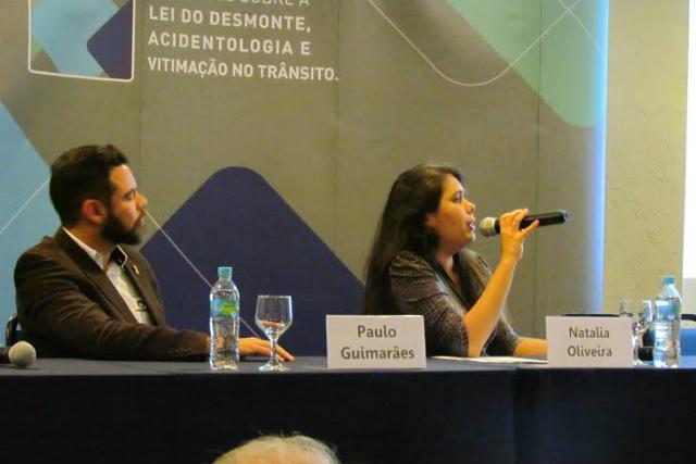 Natália Oliveira é coordenadora nacional de segurança de pesquisa do Cpes. - Crédito: Foto: Elvio Lopes