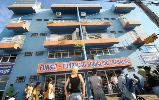Funsat. - Crédito: Foto: Divulgação