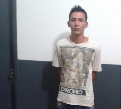 Marcelino foi preso e liberado após pagamento de fiança - Crédito: Foto: Reprodução Facebook
