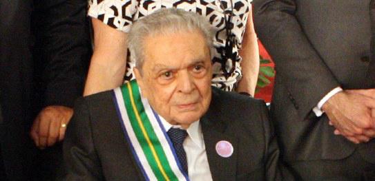 Ex-ministro Célio Silva. - Crédito: Foto: TSE