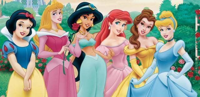 Princesas da Disney podem afetar autoestima de crianças -