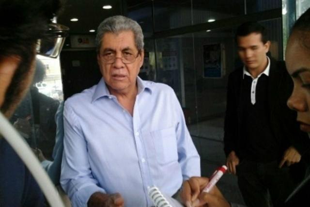Pressionado, o ex-governador ficou de dizer aos correligionários se aceita concorrer ao cargo pela terceira vez. - Crédito: Foto: Divulgação