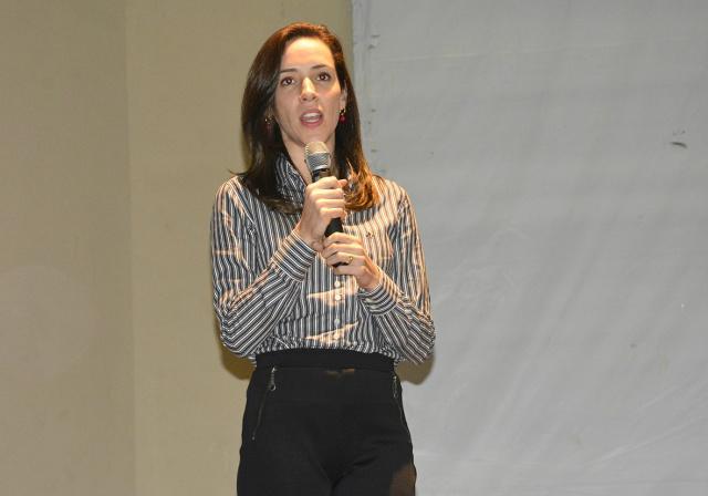 Cândice Gabriela Arósio, procuradora da 24ª Região do Ministério Público do Trabalho. - Crédito: Foto: Divulgação