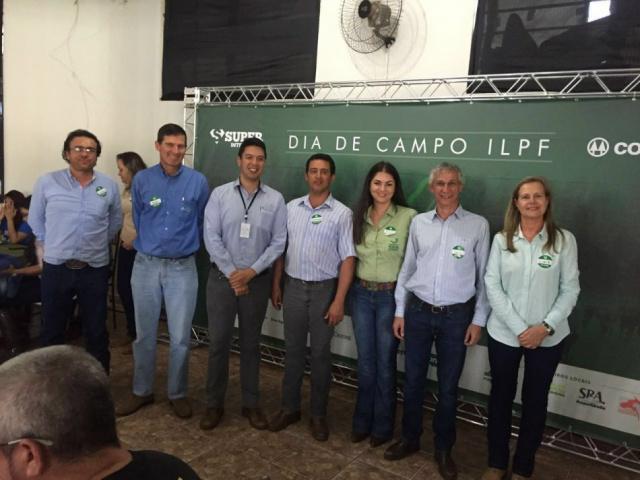 Dia de Campo ILPE foi realizado no Sindicato Rural de Nova Andradina, reunindo 170 produtores rurais  daquela região. - Crédito: Foto: Divulgação