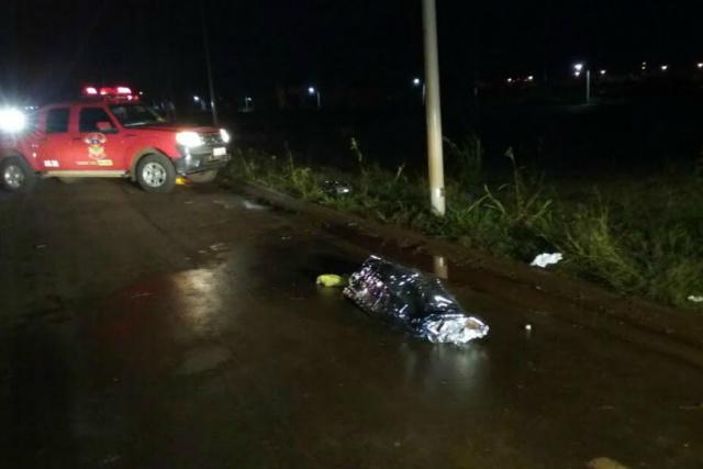 Acidente na avenida Guaicurus vitimou em junho duas pessoas que seguiam de moto pela via. - Crédito: Foto: Cido Costa/Dourados Agora